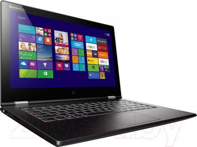 Ноутбук Lenovo Yoga 2 (59430718) - вполоборота