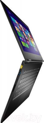 Ноутбук Lenovo Yoga 2 (59430718) - вид сбоку