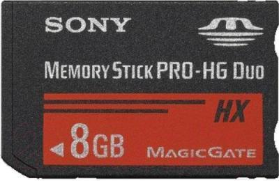 Карта памяти Sony MS-HX8BT - общий вид