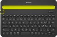 Клавиатура Logitech Bluetooth Multi-Device Keyboard K480 (920-006368) -