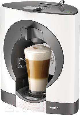 Капсульная кофеварка Krups KP110110 - общий вид