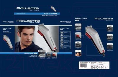 Машинка для стрижки волос Rowenta TN1300F0 - упаковка