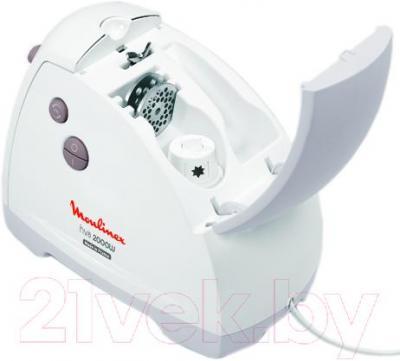 Мясорубка электрическая Moulinex ME620132 - хранение насадок