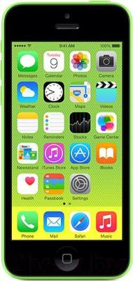 Смартфон Apple iPhone 5c (16GB, зеленый)
