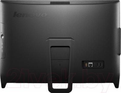 Моноблок Lenovo C260 (57330301) - вид сзади