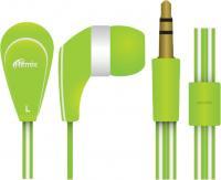 Наушники Ritmix RH-181 (зеленый) -
