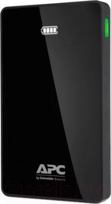 Портативное зарядное устройство APC Mobile Power Pack M10BK-EC (черный) - общий вид