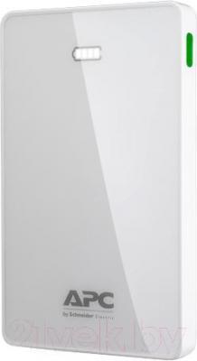 Портативное зарядное устройство APC Mobile Power Pack M10WH-EC (белый) - общий вид