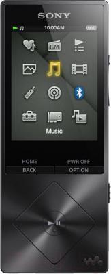 MP3-плеер Sony NWZ-A15B (16Gb) - общий вид
