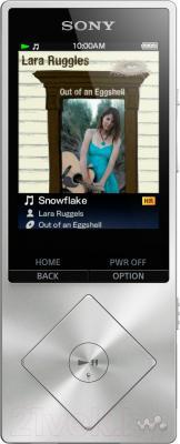 MP3-плеер Sony NWZ-A15S (16GB) - общий вид
