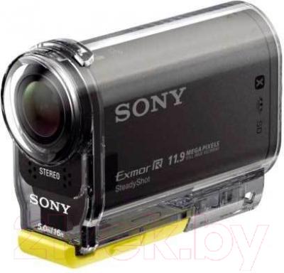 Экшн-камера Sony HDR-AS30VB (комплект WINTER) - в защитном корпусе