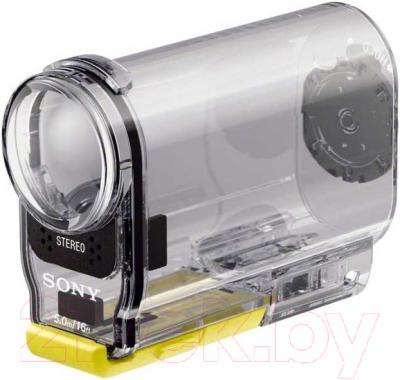 Экшн-камера Sony HDR-AS30VB (комплект WINTER) - защитный корпус