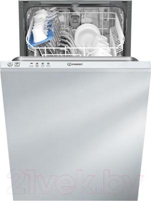 Посудомоечная машина Indesit DISR 14B - общий вид