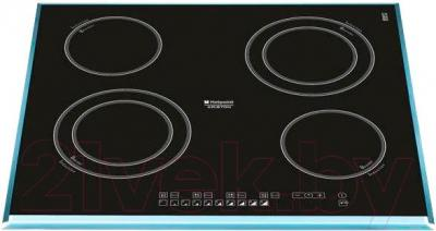 Индукционная варочная панель Hotpoint KIO 744 DD Z - общий вид