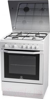 Кухонная плита Indesit I6GG10G(W)/KZ - общий вид