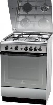 Кухонная плита Indesit I6GG1G(X)/KZ - общий вид
