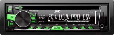 Автомагнитола JVC KD-R469E - общий вид