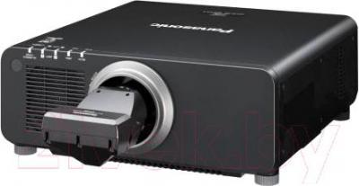 Объектив Panasonic ET-DLE030 - объектив подключен к проектору