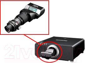 Объектив Panasonic ET-DLE030 - использование