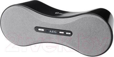 Портативная колонка AEG BSS 4801 (Black-Gray) - общий вид
