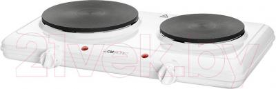 Электрическая настольная плита Clatronic DKP 3583 (White) - общий вид