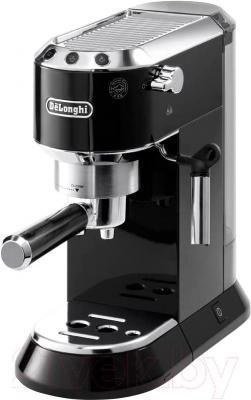 Кофеварка эспрессо DeLonghi Dedica EC 680.BK - общий вид