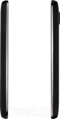Смартфон Prestigio MultiPhone 3502 Duo (черный) - боковые панели