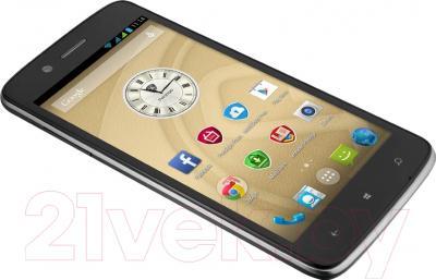 Смартфон Prestigio MultiPhone 5507 Duo (черный)