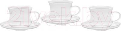 Набор для чая/кофе Termisil CFSF022S - общий вид набора