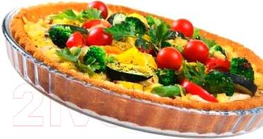 Форма для выпечки Termisil PBBO280A - с едой