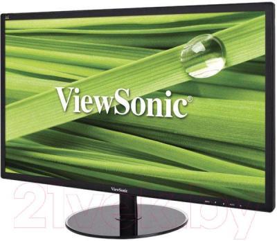 Монитор Viewsonic VX2209 - вполоборота