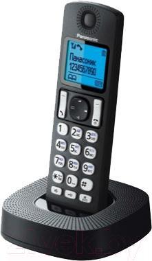 Беспроводной телефон Panasonic KX-TGC310RU1 - общий вид