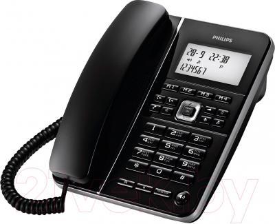Проводной телефон Philips CRD500В/51 - общий вид