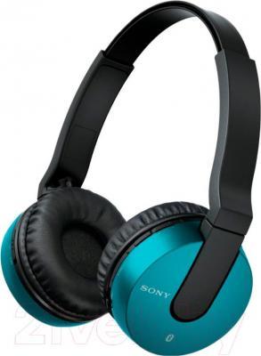 Наушники-гарнитура Sony MDR-ZX550BNL - общий вид