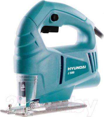 Электролобзик Hyundai J 500 - общий вид