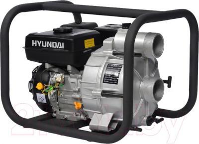 Мотопомпа Hyundai HYT80 - общий вид