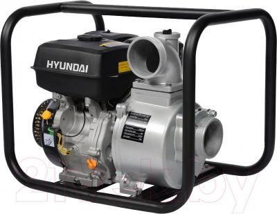 Мотопомпа Hyundai HY100 - общий вид