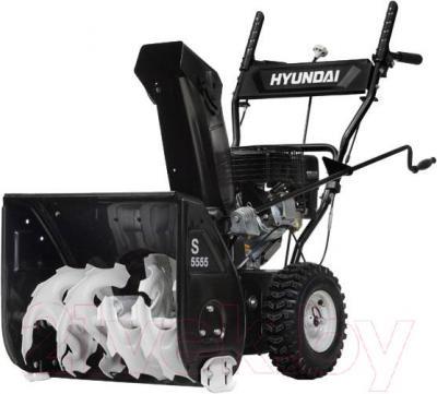 Снегоуборщик Hyundai S5555 - общий вид