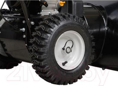 Снегоуборщик Hyundai S5555 - колеса