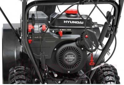 Снегоуборщик Hyundai S7065 - двигатель