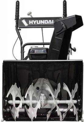 Снегоуборщик Hyundai S5560 - вид спереди