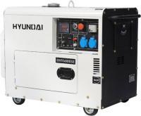 Дизельный генератор Hyundai DHY6000SE -