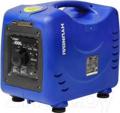 Бензиновый генератор Hyundai HY1000SI - общий вид