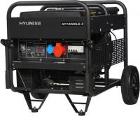 Бензиновый генератор Hyundai HY12000LE-3 ATS -