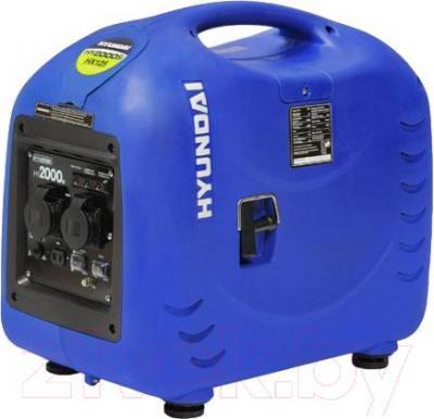 Бензиновый генератор Hyundai HY2000SI - общий вид