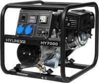 Бензиновый генератор Hyundai HY7000 -