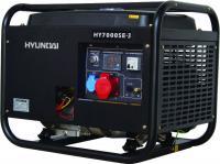 Бензиновый генератор Hyundai HY7000SE-3 -