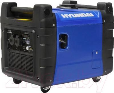 Бензиновый генератор Hyundai HY3600SEI - общий вид