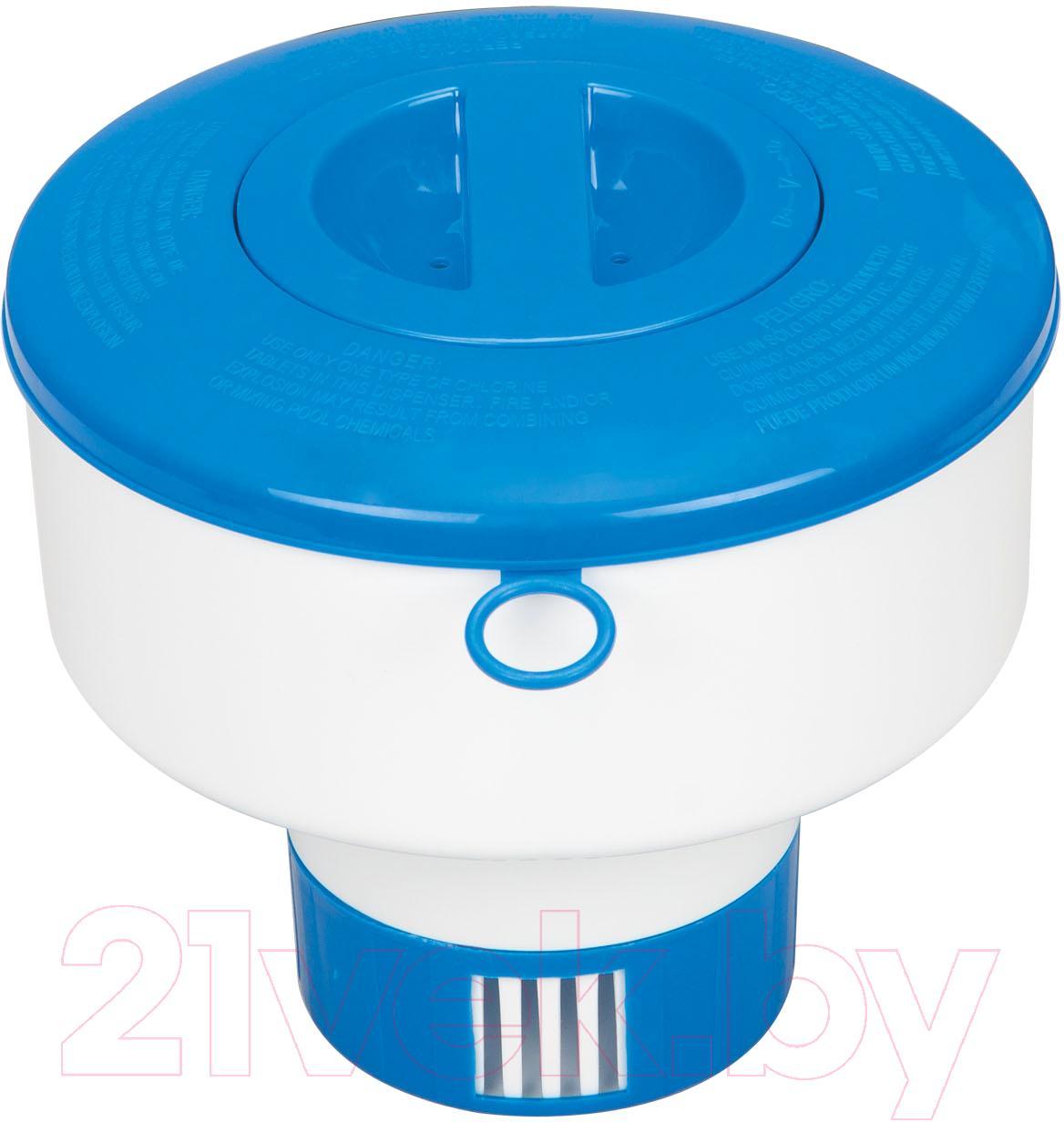 Поплавок-дозатор для бассейна Intex