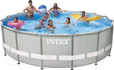 Каркасный бассейн Intex 28328/54470 (488x122) - общий вид
